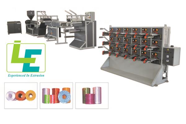 Altra Plastic Sutli (String ) Extrusion Plant,Extrusion